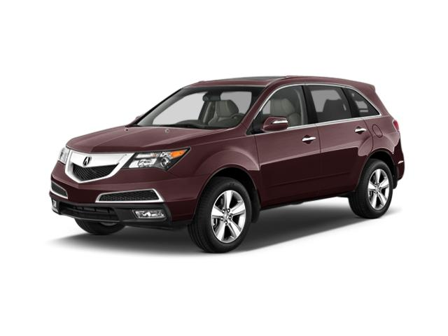 Image for 2013 Acura MDX Technology