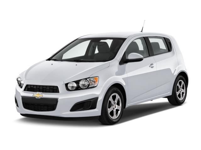 Image for 2015 Chevrolet Sonic LS